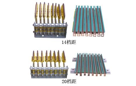 多极铜排安全滑触线规格