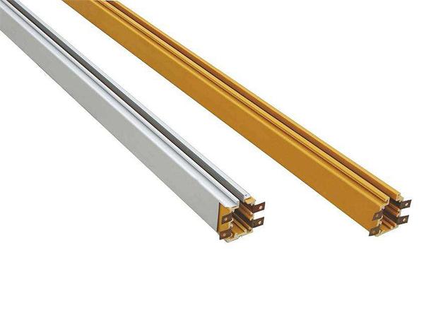 滑触线连接时常用的配件及方法