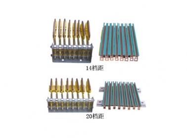 重庆DHR单极组合式滑触线